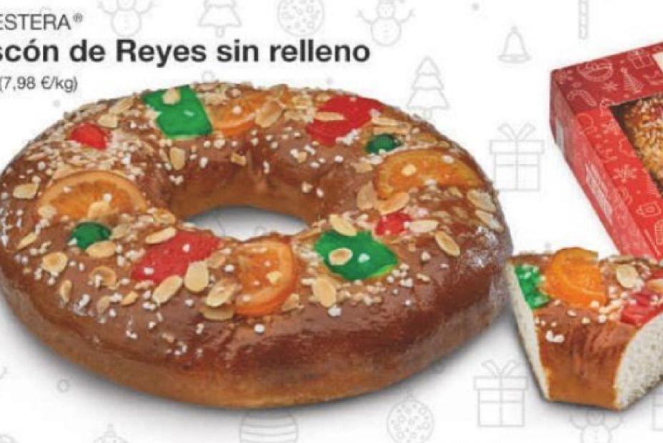 Ni Dia Ni Mercadona Este Es El Roscón De Reyes Más Barato