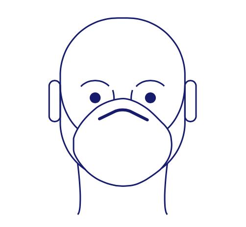 Mascarillas higiénicas, quirúrgicas y EPI: diferencias