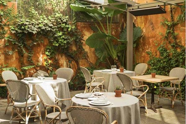 Descubre Los Mejores Restaurantes Con Terraza De Barcelona
